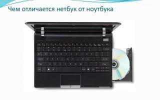 Чем отличается лэптоп от ноутбука