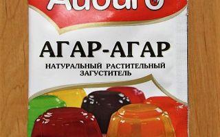 Чем отличается агар-агар от желатина