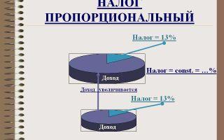 Чем отличается плоская шкала налогообложения от прогрессивной