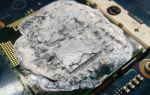 Что можно использовать вместо термопасты на процессоре?