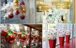 Как украсить магазин на новый год?