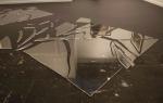 Что делать с разбитым зеркалом?